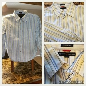 Tommy Hilfiger Shirts - Tommy Hilfiger XXL Dress Shirt